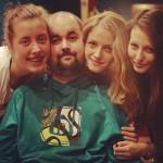 Pedro a jeho holky