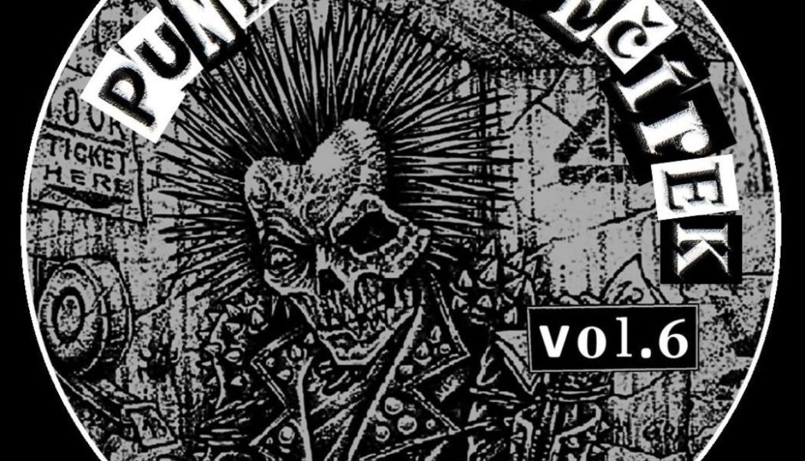 logo punk vecirek
